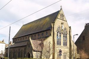 St Mary's Church Fleetwood
