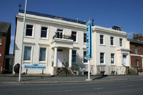 the Blackpool Museum