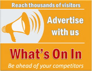 Advertise in Blackpool